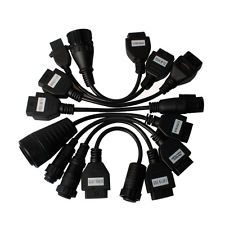 Truck scanner cables for Autocm/Delphi