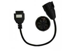 Man 12 pin to OBD adapter for Delphi/Autocom