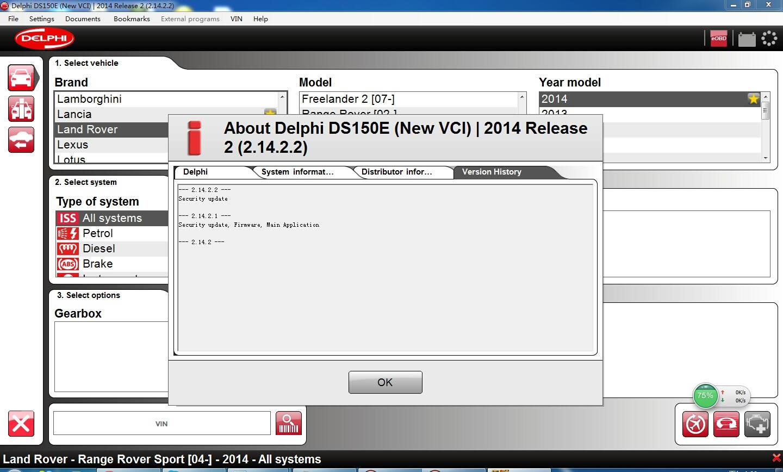 Delphi 2014 2 update (software)