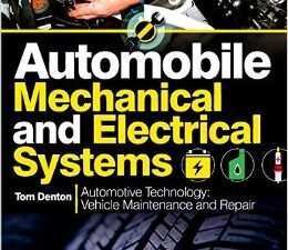 Automobile Mechanical and Electrical Systems e-book