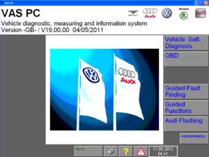 ODIS 5.1.6 + VASPC   19.01.01.