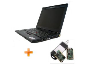 HI TECH LENOVO (IBM) Diagnostic computer with FULL CHIP Can Clip