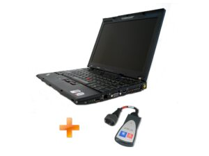 LEXIA 3 Diagnostic Laptop and Interface for Citroen Peugeot