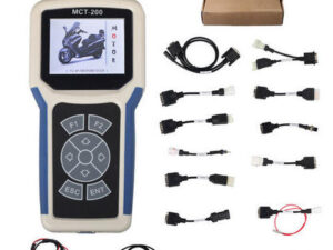 MCT-500 Universal Motorcycle Scanner Tool Diagnostic Reader