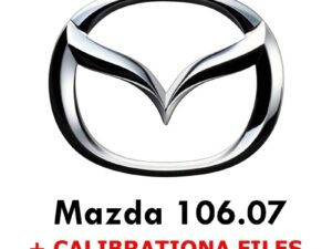 Mazda IDS v106.07+ Calibration Files