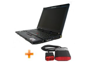 HI TECH LENOVO (IBM) Diagnostic computer with Delphi DS150e