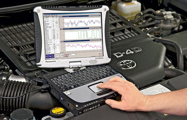 Professional Diagnostic Laptop + Delphi DS150