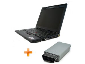 HI TECH LENOVO (IBM) Diagnostic computer +  VAS 5054A With OKI