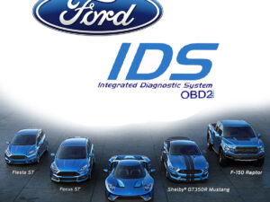 FORD IDS v86.01 November 2013. With Calibration files c81.