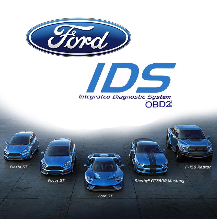FORD IDS v86 01 November 2013  With Calibration files c81