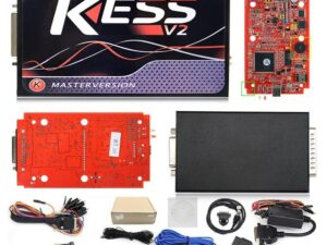 Newest V5.017 KESS V2.70 Kess V2 ECU Programmer Online MASTER VERSION