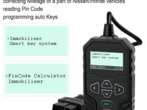 OBDPROG MT003: Nissan/Infiniti Programmer