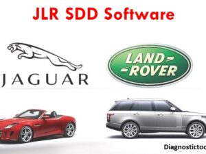 Jaguar / Land Rover IDS SDD mongoose software version 159.07