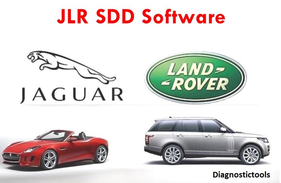 jlr sdd software