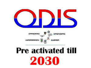 NEW 2019 ODIS-E 9.2.2 VAG ENGINEERING SOFTWARE License Till 2030