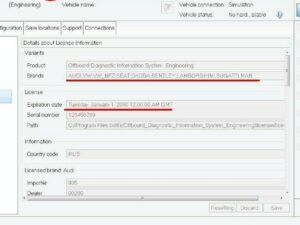 ODIS 9.2.2 Engineering SOFTWARE