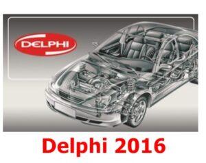 Delphi 2016 software