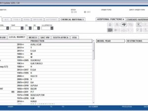 VAG ETKA 8.0 Electronic Parts Catalogue (EPC) for WAG Group Vehicles