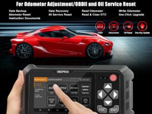 OBDPROG M500 Car Odometer Adjustment + Scan Tool