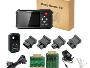 OBDPROG M501 IMMO Key Master Immobilizer Programming Pin Code + Scan Tool