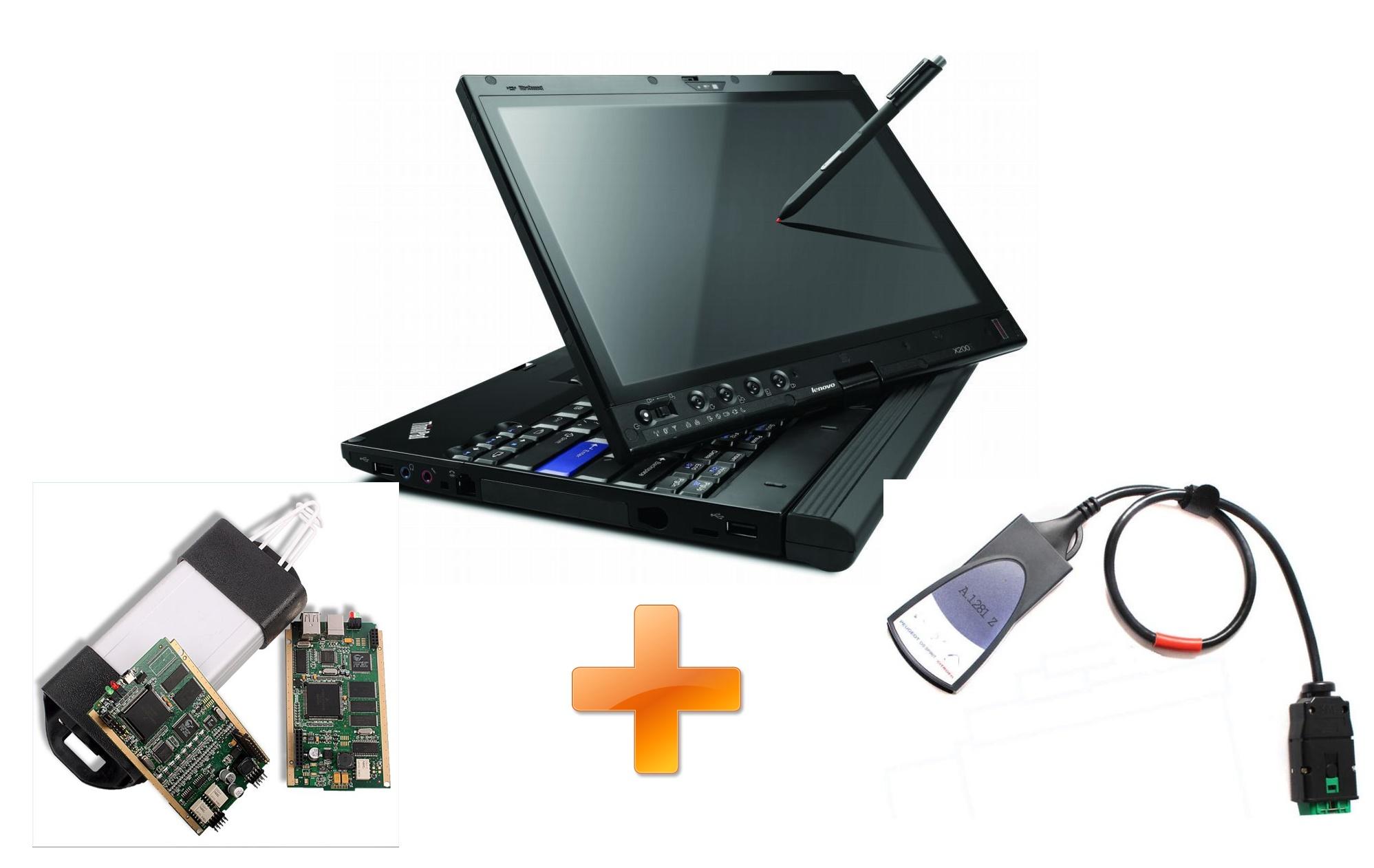 tablet + Clip + Lexia