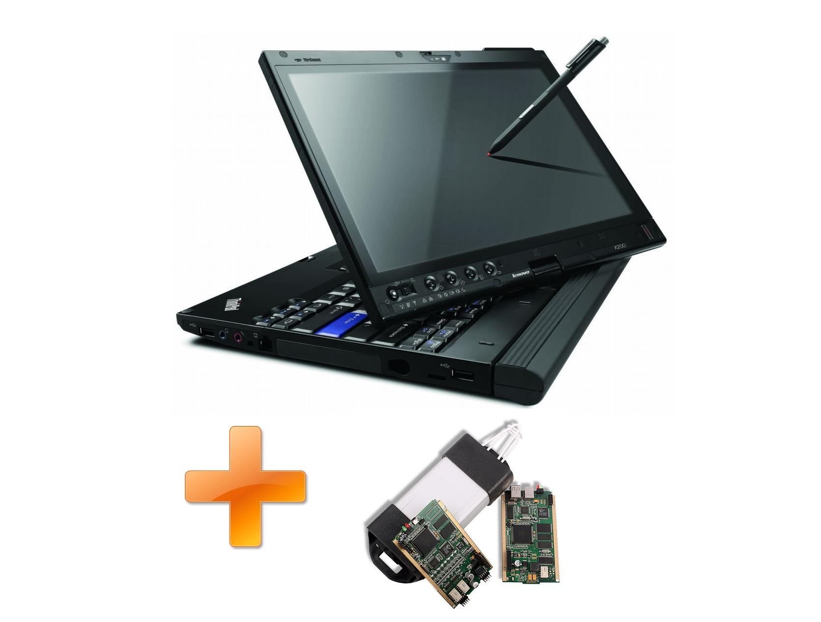 tablet + Clip