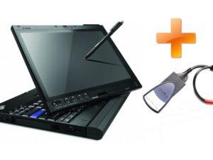 LENOVO x200 Tablet (IBM) Diagnostic computer + Lexia Full Chip