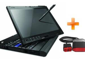 LENOVO x200 Tablet (IBM) Diagnostic computer + DS150