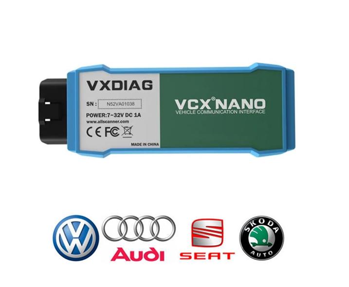 VXDiag Nano VW 0
