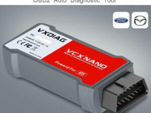 VXDIAG VCX NANO For Ford/Mazda (USB Version) 2 in 1