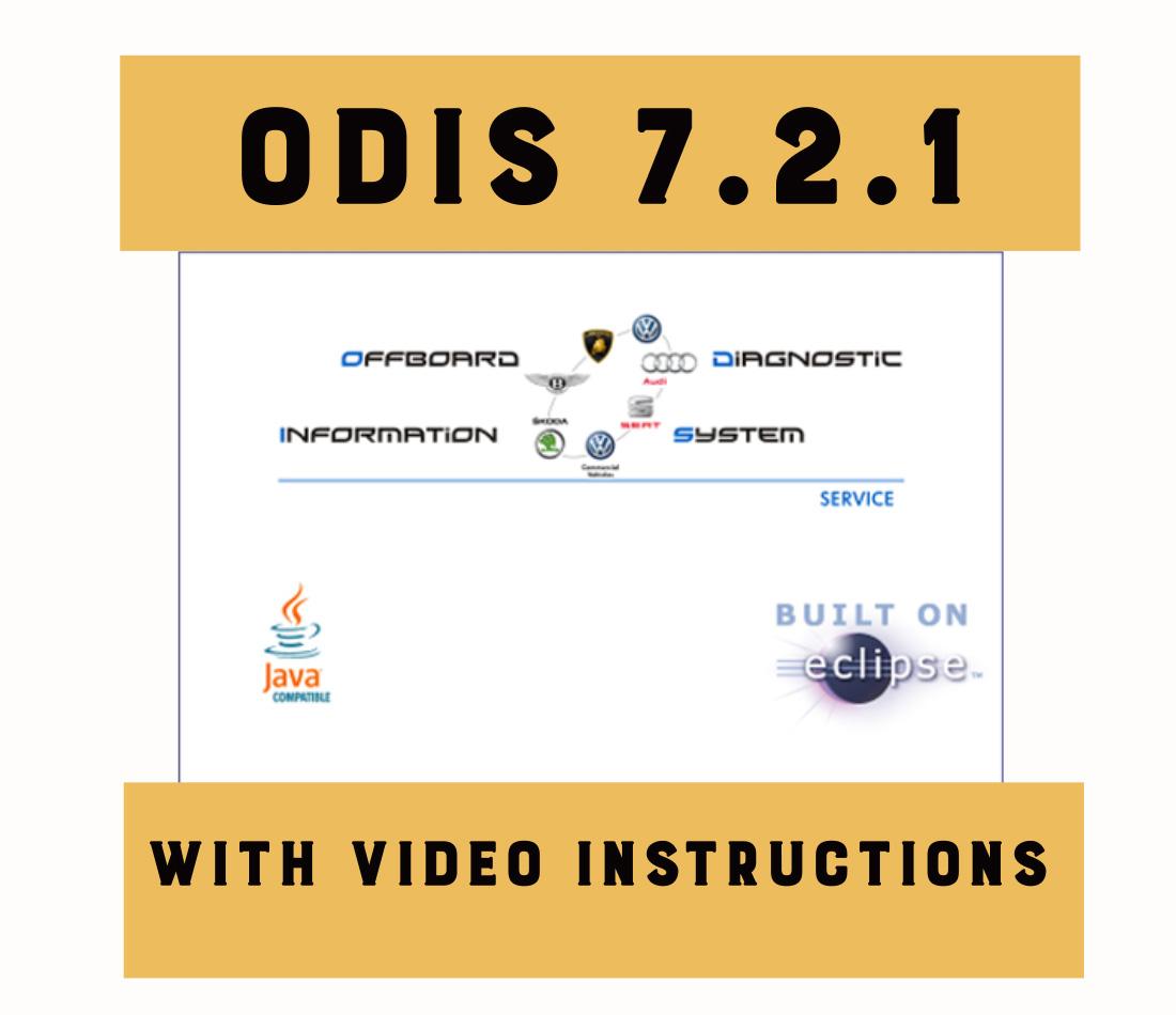 ODIS 7.2.1 AE