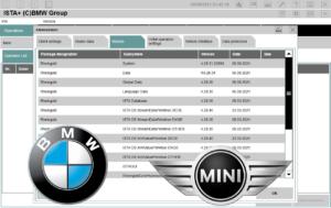 Ista BMW + Mini software