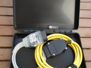 BMW Diagnostic Coding Programing Tool ISTA+, E-SYS, INPA, ENET